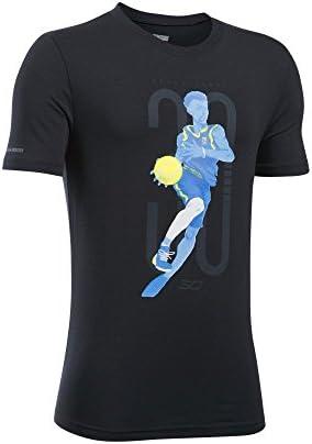 Kids Boy's SC30 Change The Game Short Sleeve Tee (Big Kids) Black T-Shirt