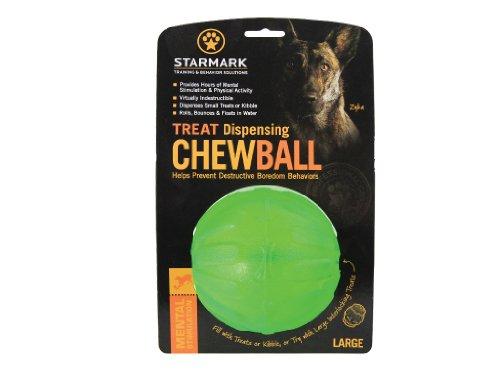 Treat Dispensing Chew Ball, Medium, My Pet Supplies