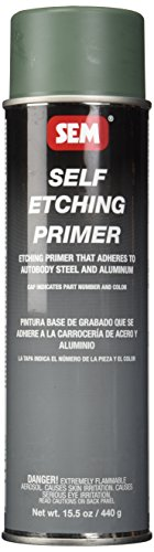Where to find self etching primer green?