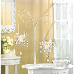 Gifts & Decor 34693 Mini-chandelier Votive Sta
