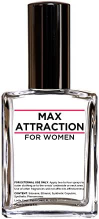 Max Attraction For Women - Pheromones To Attract Men - Unscented