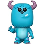 Funko POP! Disney: Monster's Sulley Collectible Figure, Multicolor