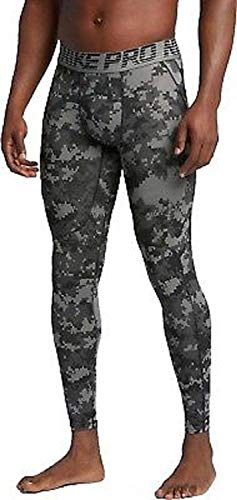 (NIKE Hypercool Pro Digital Camo Mens Compression Pants (X-Large))
