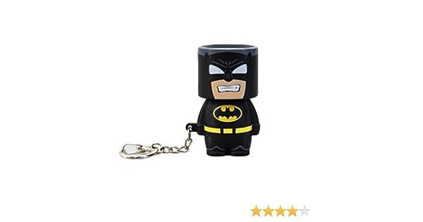 Oficial DC Batman haga clic en ver Alita llavero LED llavero - linterna
