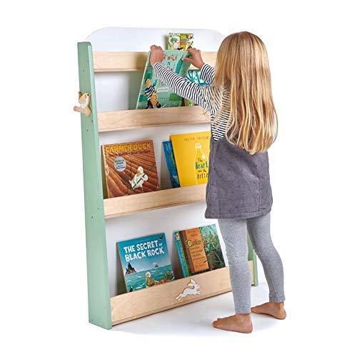 Amazon.com: Tender Leaf Toys - Estantería de madera para ...
