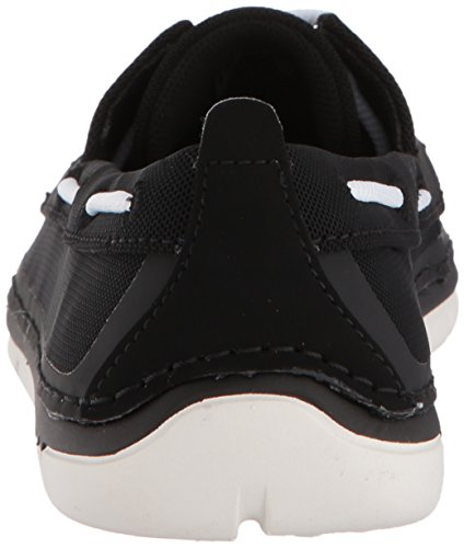 Black Sand Clarks Shoe Us 10 Maro Wide Boat Textile Women's Step nZZ6qSHY