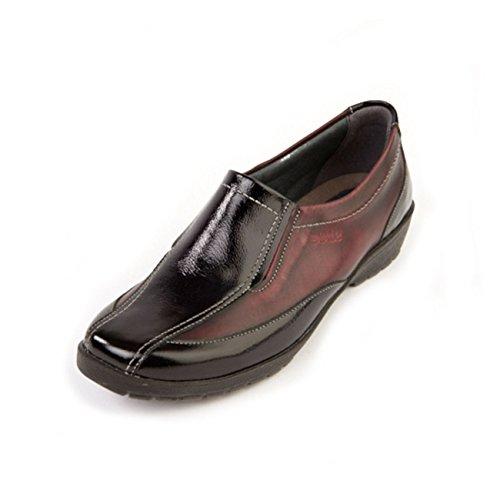 color 40 cordones mujer de Suave para talla Zapatos EU wxzB7wqaX