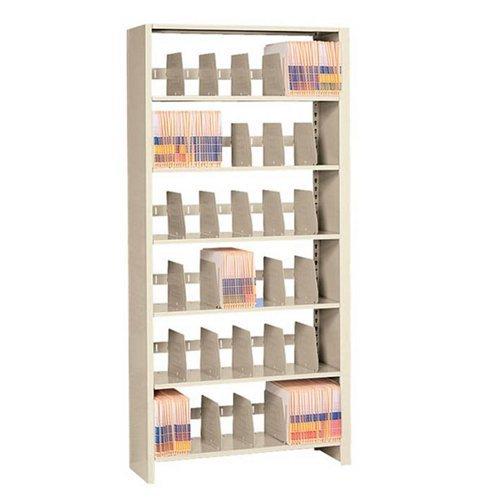 Imperial Shelf Filing (Starter Unit) Dimensions (W x D x H): 36