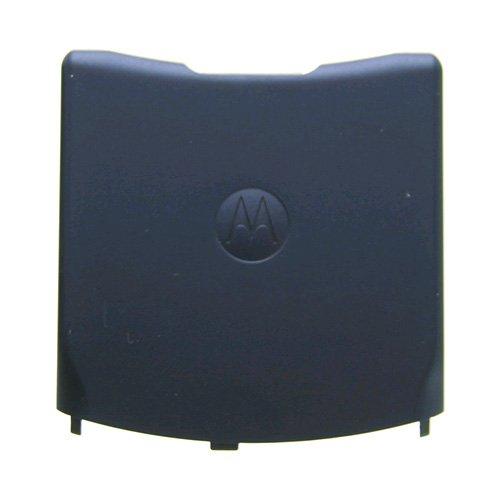 (Motorola CHHN4762A Motorola V3 Razr 06 Battery Door Cosmic Universe Blue)