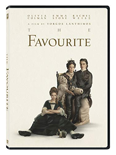 Favourite, The (New Releases Dvd Movie)