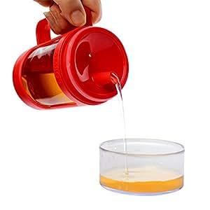 Kitchen condiment bottles, glass oiler, 350ml