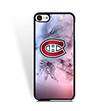 NHL-Ipod Touch 6th Generation Phone Cover Montreal Canadiens for Women Nature National Hockey League Case for Ipod Touch 6th Generation Back