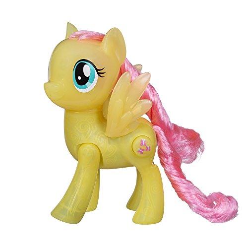 My Little Pony Shining Friends Fluttershy Figure]()