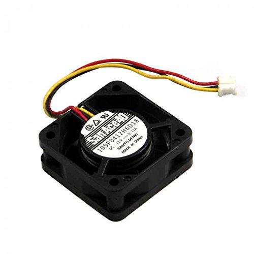 GEEETECH Cooler Axial Fan 12V 40x40x10mm