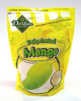 Doikham Dried Mango 200g. by Dried