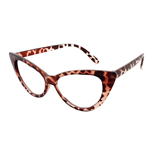 BestWare Cat-Eye Eyeware Women Eyeglasses Cateye Glasses Fashion Glasses Women Sunglasses - Eyeglasses Cat Eye