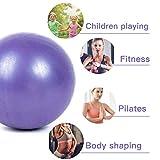 XIECCX Mini Yoga Balls 9 Exercise Ball Pilates Ball