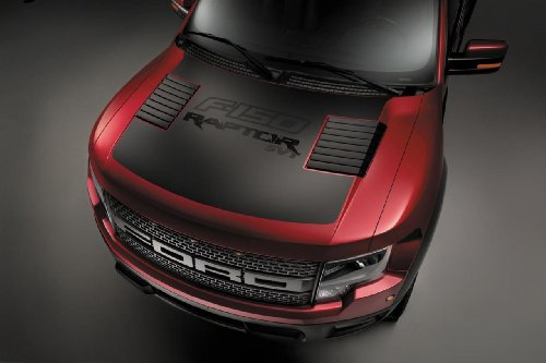 Ford F-150 Svt Raptor Special Edition Truck Art Poster Print on 10 mil Archival