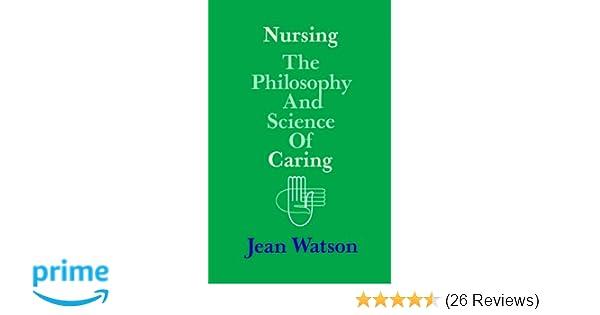 jean watsons philosophy of nursing