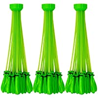 Bunch O Balloons – Instant Water Balloons –  Green (3...