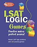 img - for LSAT Logic Games (LSAT Test Preparation) by Robert Webking (2005-09-19) book / textbook / text book
