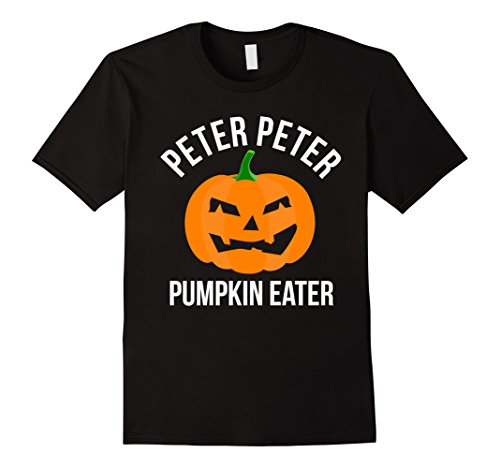 Mens Peter Peter Pumpkin Eater Halloween Costume T-Shirts 2XL - Halloween Minute Easy For Last Costumes Guys