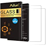 Ailun Screen Protector Compatible Fire HD 10 / Fire HD 10 Kids Edition[2Pack] 2.5D Edge Tempered Glass,9H Hardness,Ultra Clear,Anti-Scratch,Case Friendly