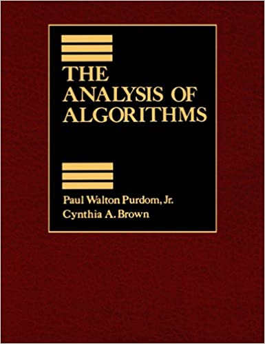Book The Analysis of Algorithms