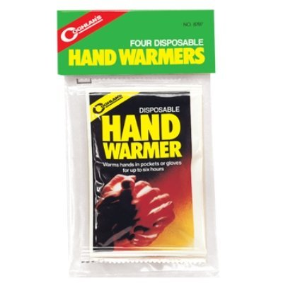 - Disposable Hand Warmers 4 Pack