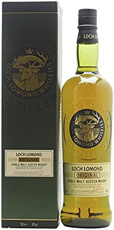 Loch Lomond Original Single Malt Scotch Whisky - 700 ml