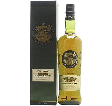 Loch Lomond Original Single Malt Scotch Whisky - 700 ml: Amazon.es: Alimentación y bebidas