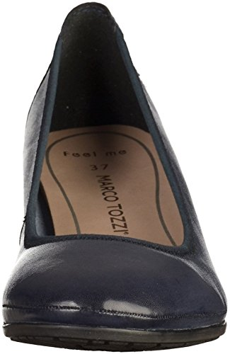 Marco Tozzi - Zapatos de Vestir de Otra Piel Mujer
