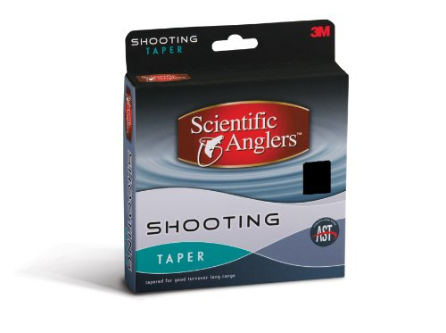 Scientific Anglers Sinking Shooting Taper II ST6S Green