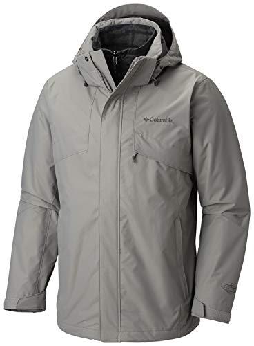 Columbia Men's Bugaboo II Fleece Interchange Jacket, Waterproof and Breathable