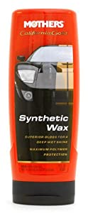 MOTHERS 05716 California Gold Synthetic Wax Liquid - 16 oz. by MOTHERS