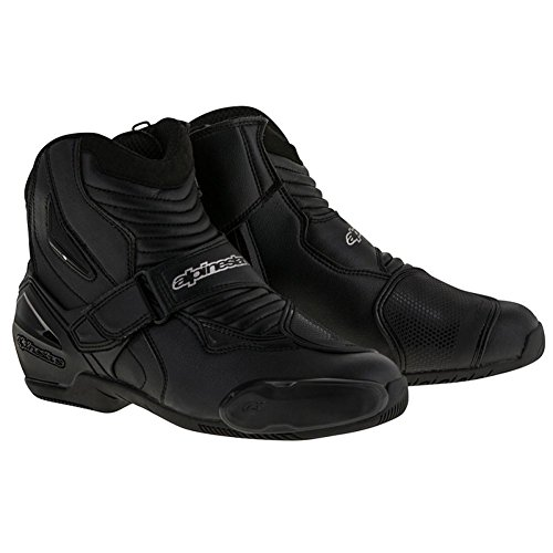 Alpinestars SMX-1R Mens Motorcycle Boots - Black - 46