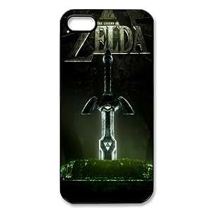 The Legend Of Zelda - PhoneXover Custom Style Game Plastic Hard Cover Case For Iphone 5