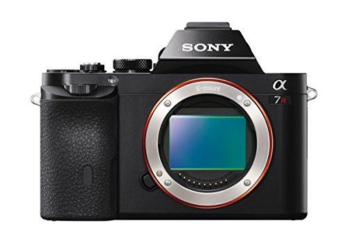 Sony a7R Full-Frame Mirrorless Digital Camera - Body Only by Sony