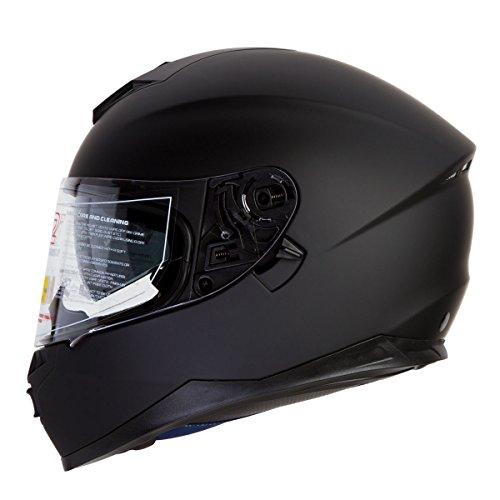 Matte Street Full Face Helmet - 9