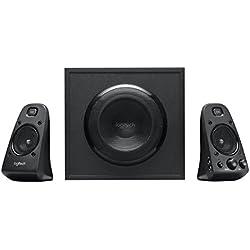 00d408b6d45 Logitech Speaker System Z523 with Subwoofer Logitech Bluetooth Audio  Adapter Bundle Computer Speakers