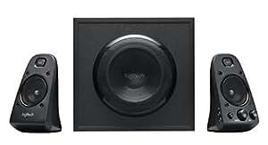 Logitech Z623 200 Watt Home Speaker System, 2.1 Speaker System