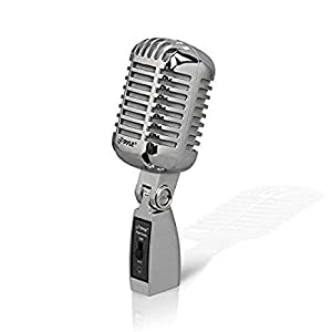 Pyle PDMICR68SL Microphone with Frequency Response: 50Hz-15kHz from Sound Around