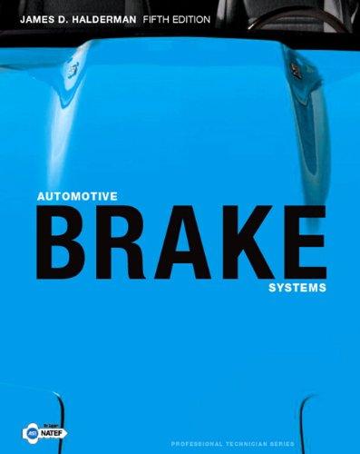 Automotive Brake Systems (5th Edition)