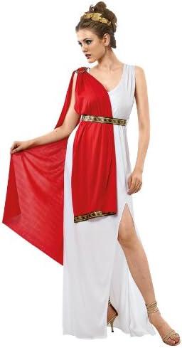 Disfraz Adulto Emperatriz Romana: Amazon.es: Juguetes y juegos