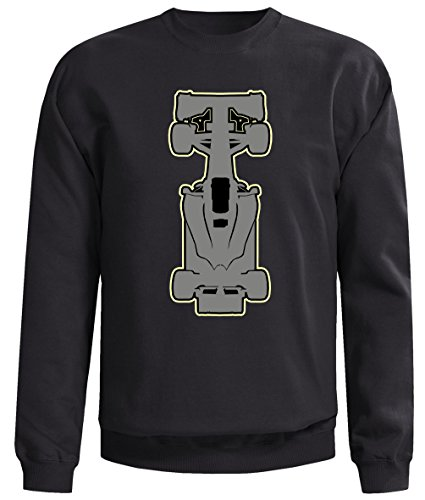 Formula One Racing Unisex el sudor-camiseta de manga corta Diseño de Motorsport