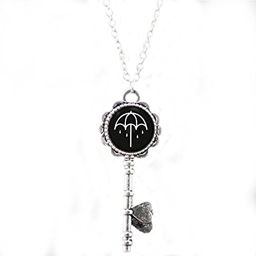That's The Spirit Bring Me The Horizon Album Pendant Key Necklace]()