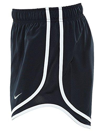 Pantaloncini Colorblock Anti-umidità Color Nero Scuro / Grigio Lupo