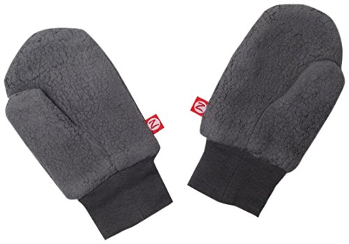 Zutano Little Boys' Cozie Fleece Mitten, Gray, One Size (Amazon Elements Diapers compare prices)