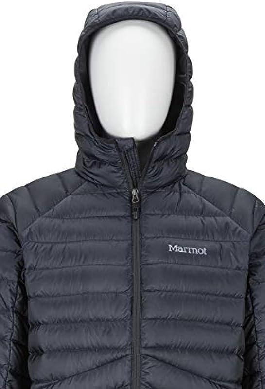 Marmot Highlander Down kurtka męska z kapturem: Odzież