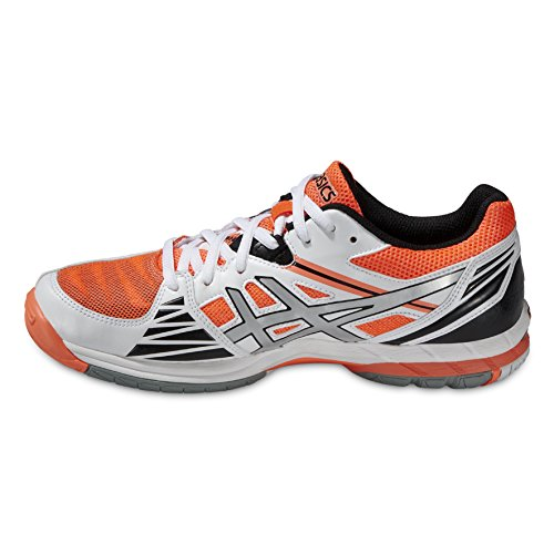 SILVER Asics CORAL Shoes 2016 ELITE white coral GEL hot silver WHITE VOLLEY 3 HOT OPOUx4q